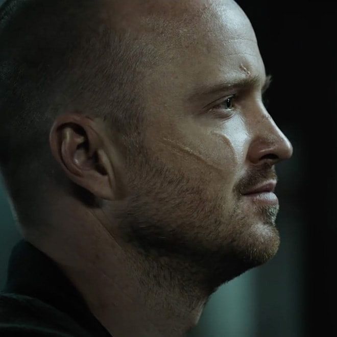 Aaron Paul as Jesse.