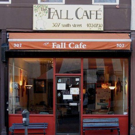 The Fall of Fall Cafe.