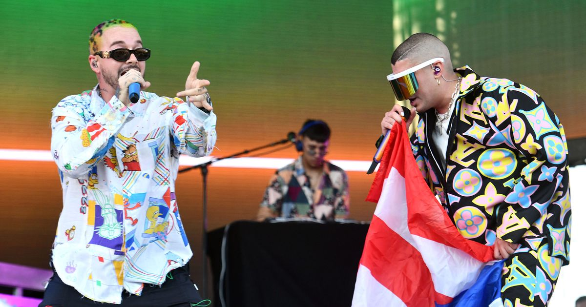 Why Bad Bunny and J Balvin's Joint Album Is So Historic