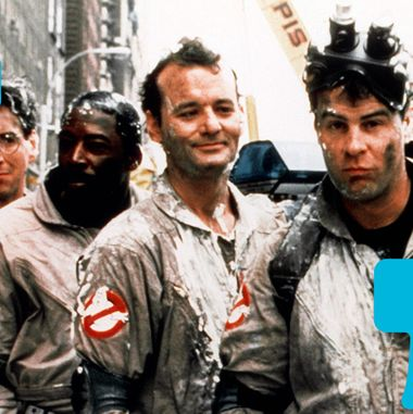 Can You Guess Famous Ghostbusters Lines From a GIF?