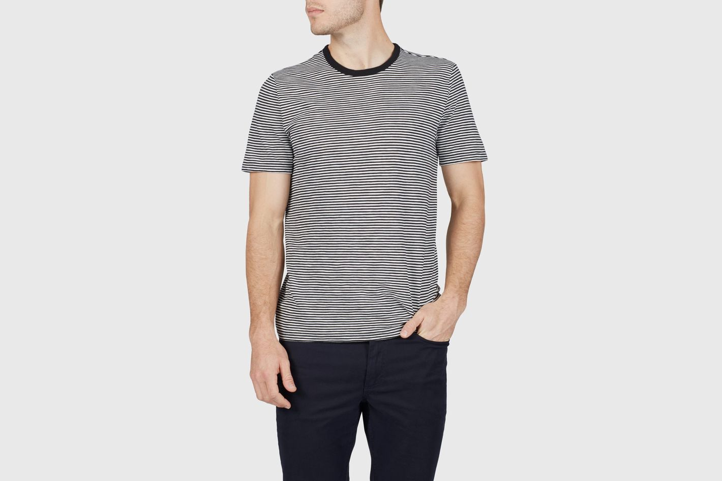 Everlane Cotton Slub Crew