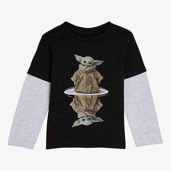 Star Wars Baby Yoda Boys T-Shirt