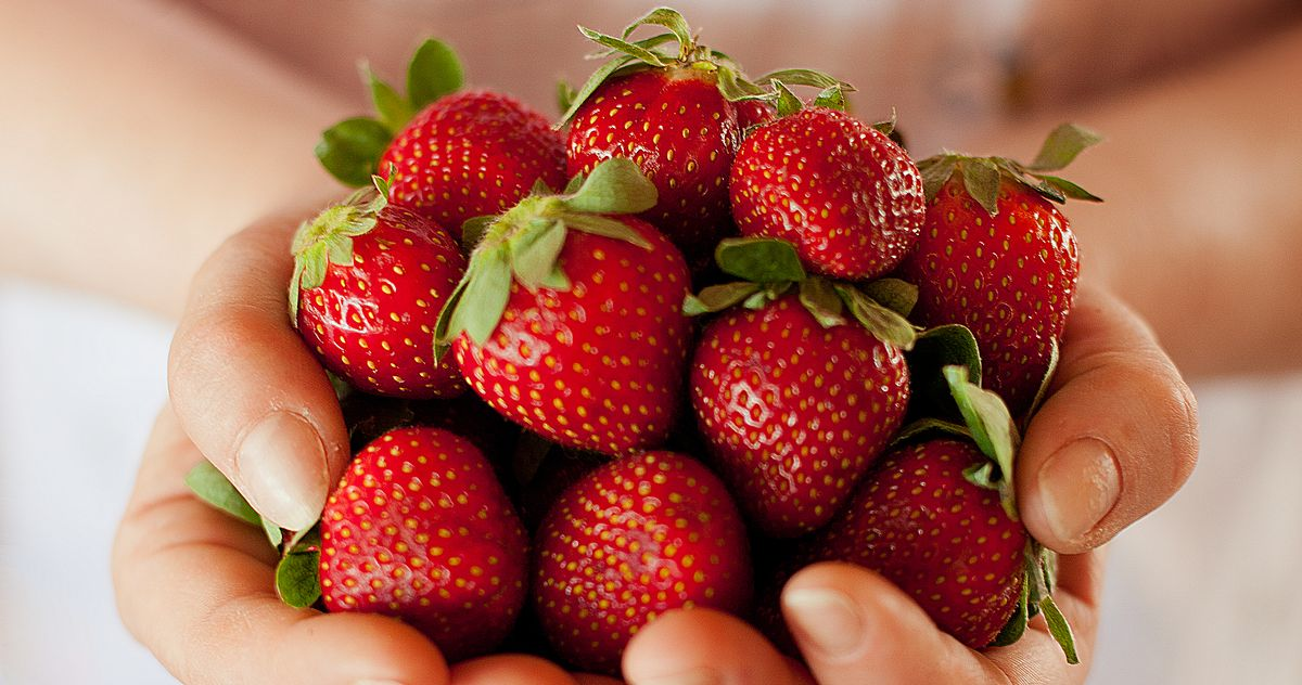Your Strawberries Are Probably Crawling With Tiny Bugs