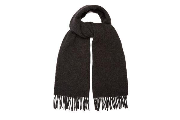 A.P.C. Fringed Wool Scarf