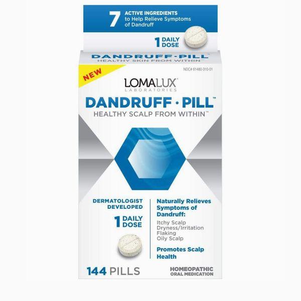 Dandruff-Pill