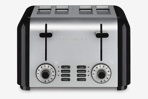 Cuisinart Compact Stainless 4-Slice Toaster