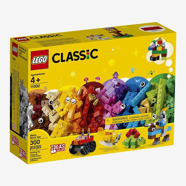 LEGO Classic Basic Brick Set Building Kit (300 Pieces)