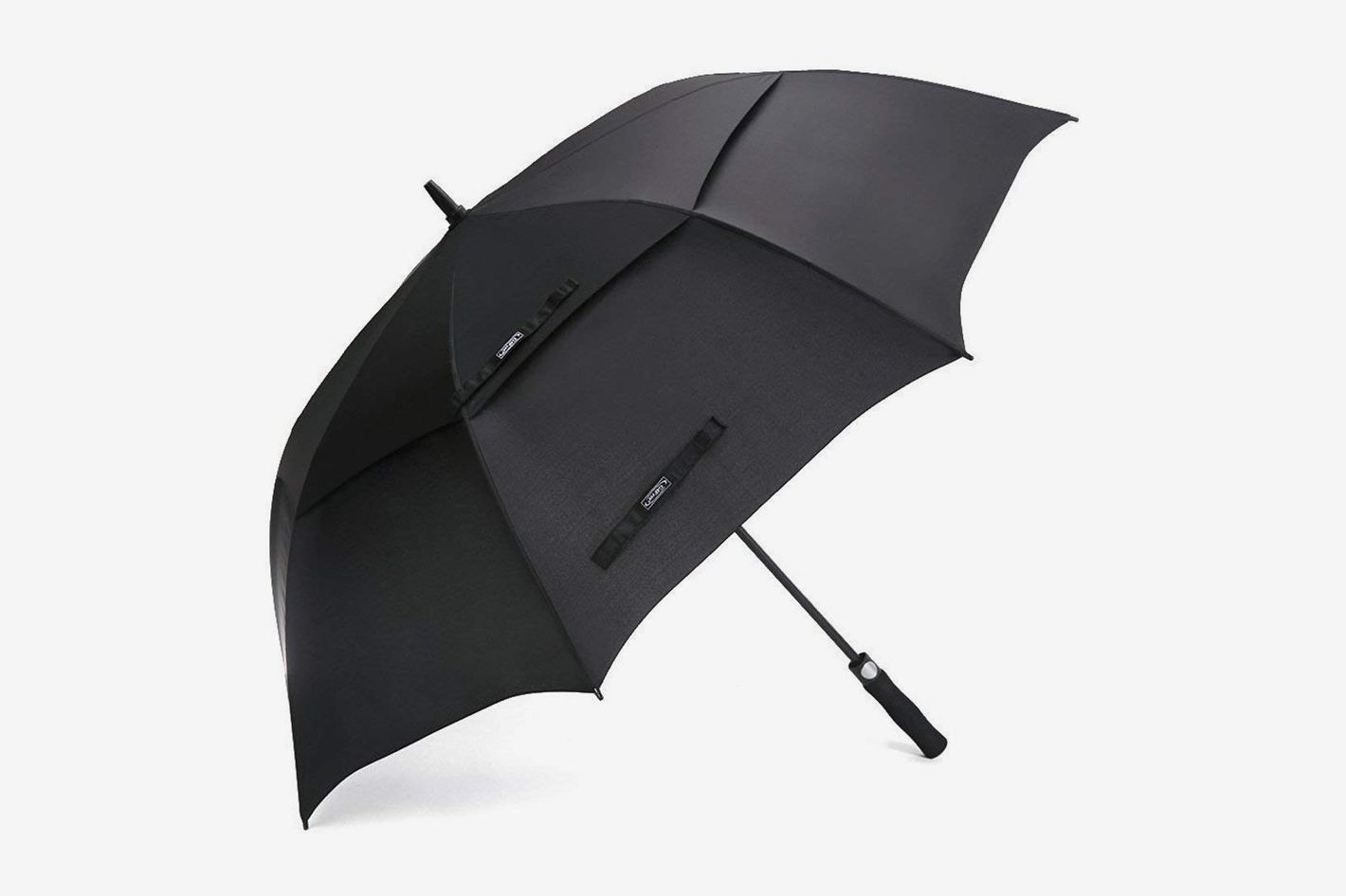 G4Free 68 Inch Automatic Open Golf Umbrella Double Canopy Extra Large Oversize Windproof Waterproof Stick Umbrella