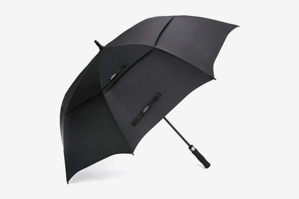 G4Free 62/68 Inch Automatic Open Golf Umbrella Extra Large Oversize Double Canopy Vented Windproof Waterproof Stick Umbrella
