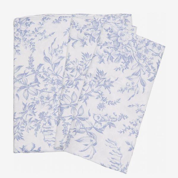 Laura Ashley Betina Bed Sheet Set (Queen)