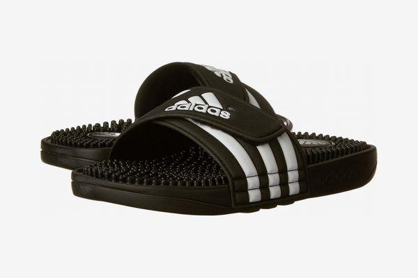 Adidas Kids Adissage K Core (Toddler/Little Kid/Big Kid)