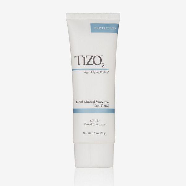 Tizo 2 Non-Tinted Facial Mineral Sunscreen SPF 40