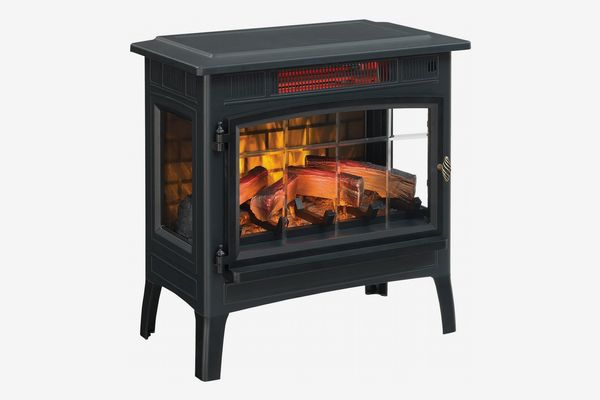 Duraflame Electric Infrared Quartz Fireplace Stove with 3D Flame Effect