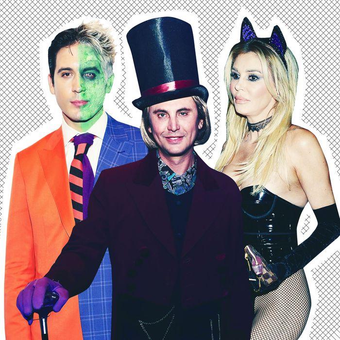 Which Celebrity Had The Worst Halloween Weekend