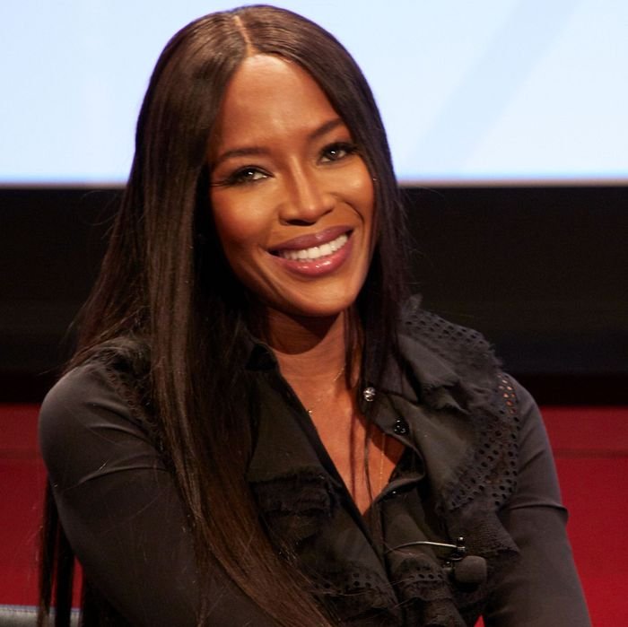 6115e308837 Naomi Campbell Talks About Her Career at Hearst Master Class