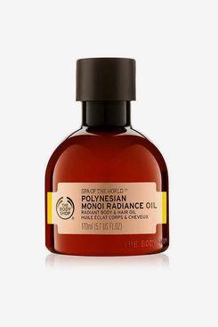 The Body Shop Polynesian Monoi Radiance Oil