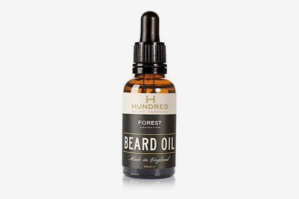 Hundred Beard Co Beard Oil, Forest Blend
