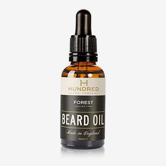 Hundred Beard Co Beard Oil, Forest Blend