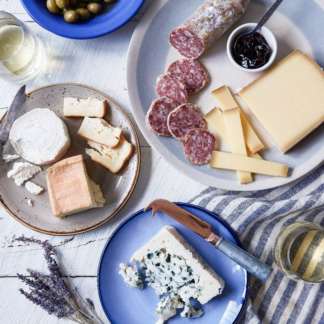 Murray's Cheese: The French Connection
