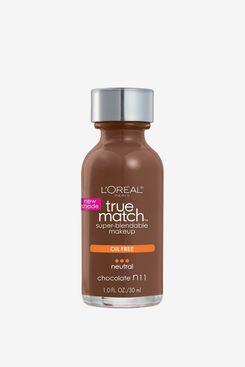 L'Oréal Paris Makeup True Match Super-Blendable Liquid Foundation