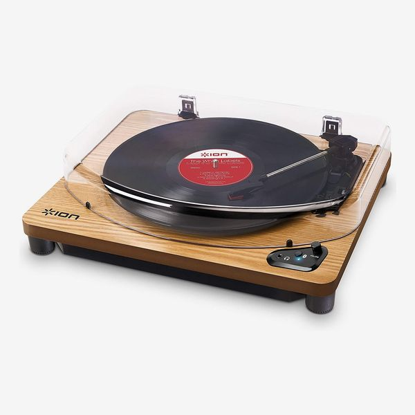 ION Vinyl Record Player With Bluetooth
