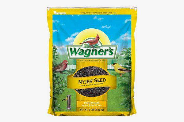 Wagner's 62051 Nyjer Seed Bird Food, 5-Pound Bag