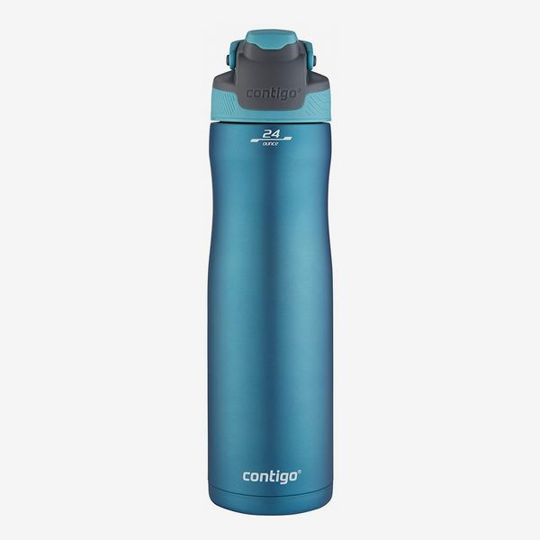 Contigo AUTOSEAL Chill Vacuum-Insulated Stainless Steel Water Bottle, 24 oz.