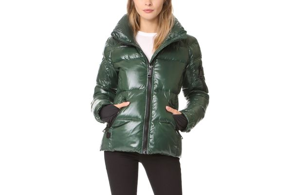 SAM. Freestyle Quilted Jacket
