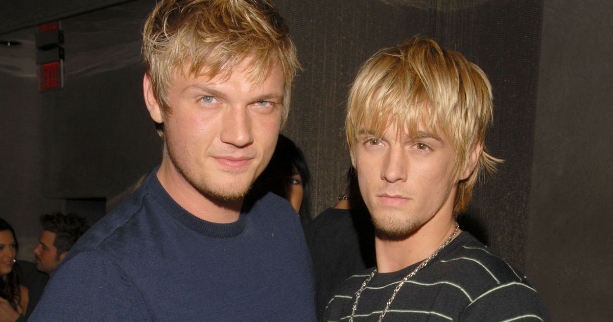 Nick Carter Is Getting a Restraining Order Against Aaron