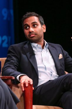 aziz ansari height