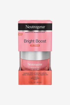 Neutrogena Shimmering Gel Hydrating Face Cream