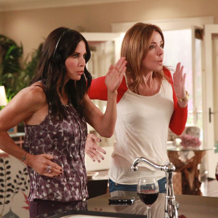 COUGAR TOWN -