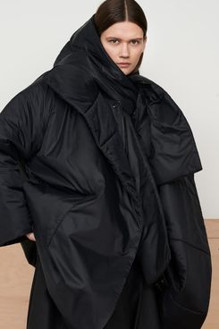 Eileen Fisher Recycled Nylon Coat