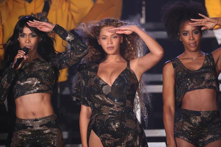 Coachella 2018: Beyoncé Reunites With Destiny's Child