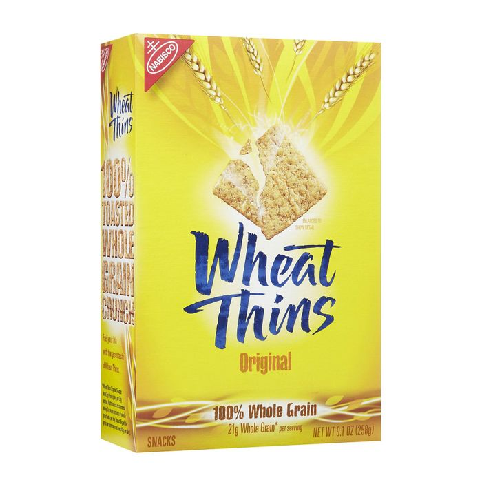 Not the Wheat Thins!