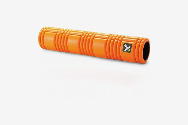 TriggerPoint GRID Foam Roller (26-Inch, Orange)