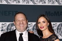 Harvey Weinstein, Georgina Chapman==The Museum of Modern Art Film Benefit: A Tribute to QUENTIN TARANTINO==MoMA, New York==December 3, 20