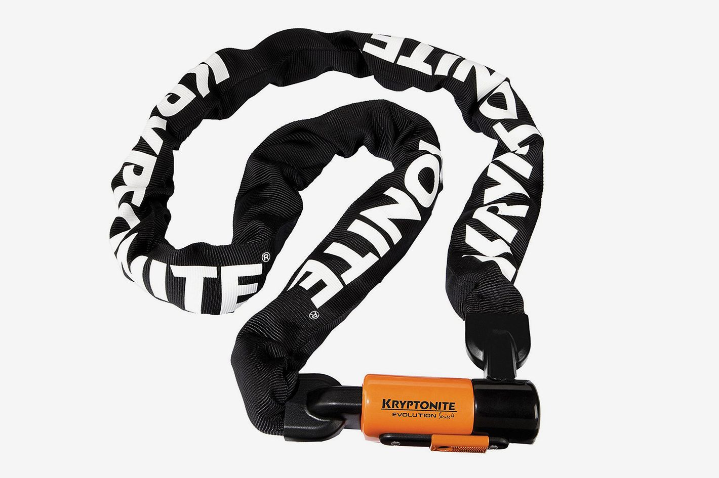 Kryptonite Evolution Series-4 Integrated Chain Bicycle Lock
