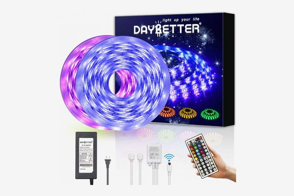 DAYBETTER Led Flexible Tape Lights Color Changing