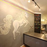 Rainbows and Unicorns, Oh My: First Look at Big Gay Ice Cream Shop