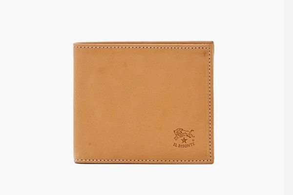 Il Bisonte Bi-Fold Wallet