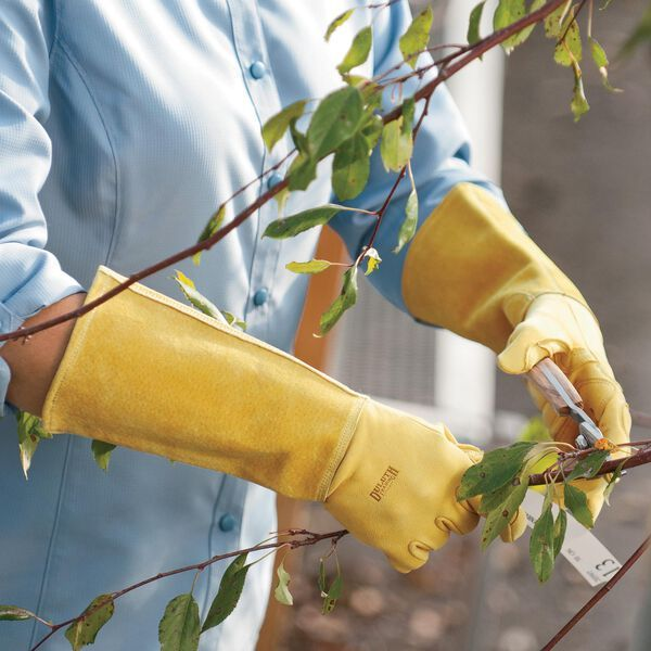 Duluth Trading Co. Women's Gardening Gauntlet Gloves