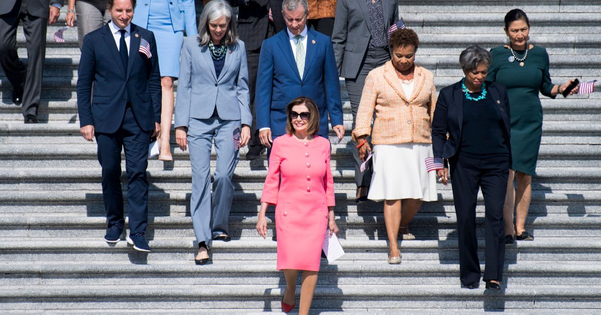 House Democrats Push Through Trump-Endorsed Budget Deal