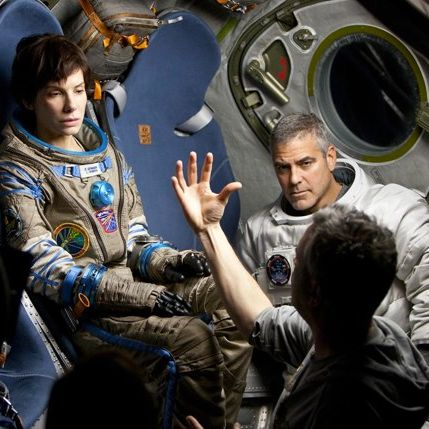 The Toughest Scene I Wrote: Alfonso Cuarón on Gravity