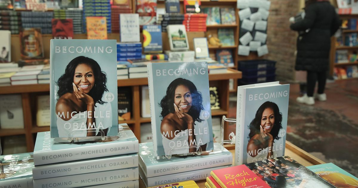 Did Michelle Obama Really Sell 2 Million Books in 15 Days? An Investigation.