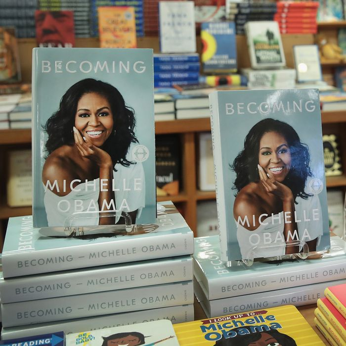 Investigating Michelle Obama's Record Book Sales