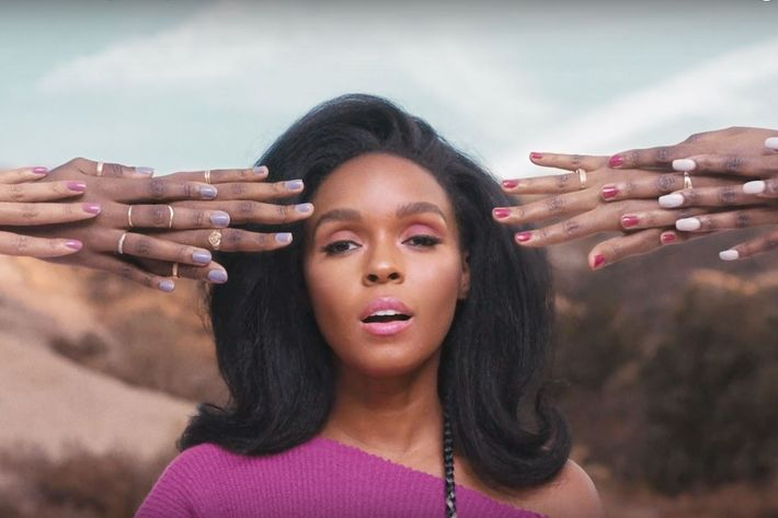 Janelle Monae in Dirty Computer