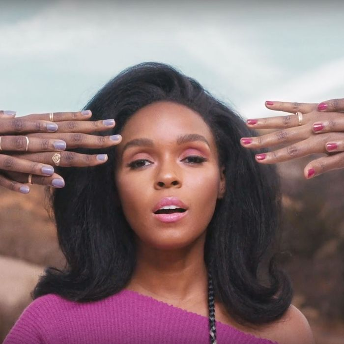 Dirty Computer Janelle Monáe: All The Hair And Makeup Janelle Monae Wore In Dirty Computer