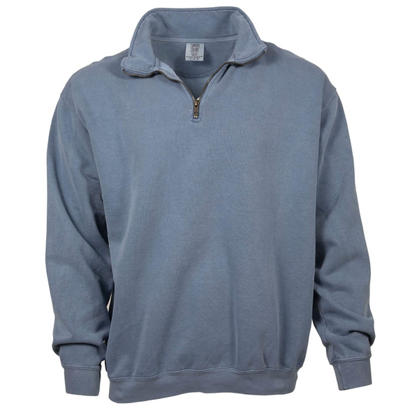 Comfort Colors 1/4 Zip Sweatshirt