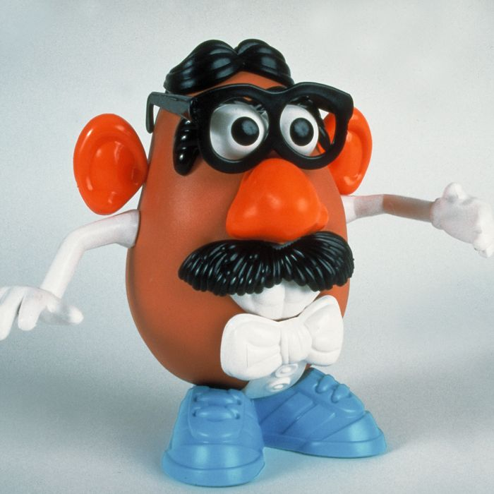 Mx. Potato Head.